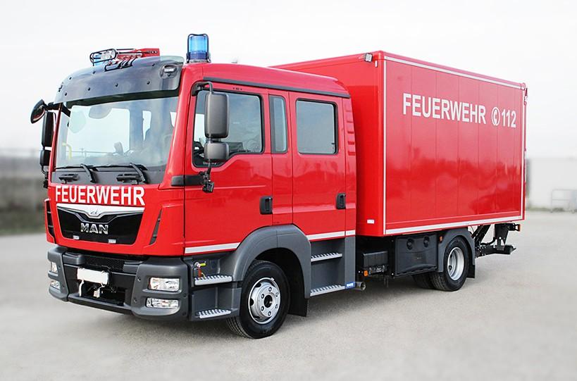 Gerätewagen - TFS Fahrzeugbau GmbH